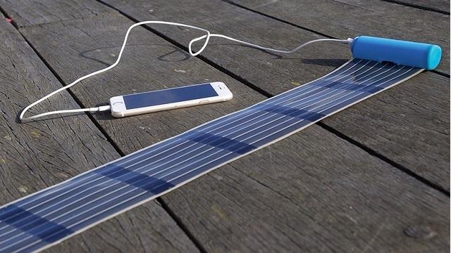 Güneş Enerjisiyle Çalışan İnfinityPV HeLi-o Yakında Raflarda!