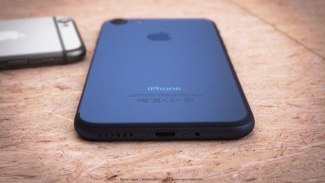 Koyu Gri Renkli iPhone 7 Şimdiden Etkilemeyi Başardı