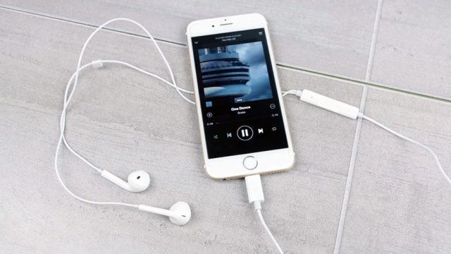 iPhone 7'lere Kulaklık Girişi Kazandıran Aparat Satışa Sunuldu