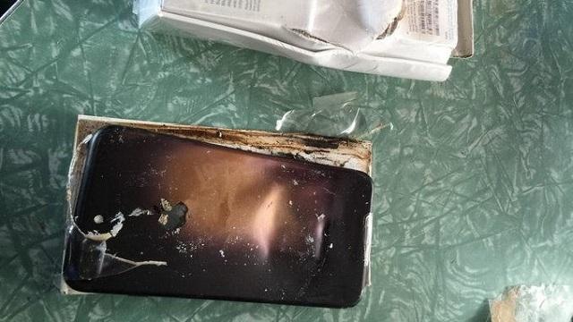 iPhone 7 Patlama Olayının Perde Arkası Ortaya Çıktı