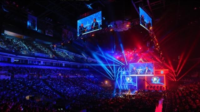 League of Legends Turnuvası Evlilik Teklifine Sahne Oldu