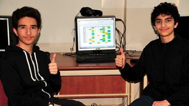 Lise Öğrencileri Sınırsız Sıkıştırma Yapabilen Yazılım Geliştirdi