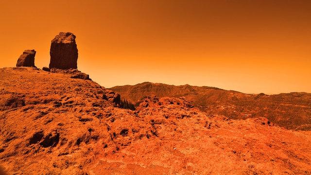 Mars'a Gidecek Ekipte Kalıcı Beyin Hasarı Tehlikesi