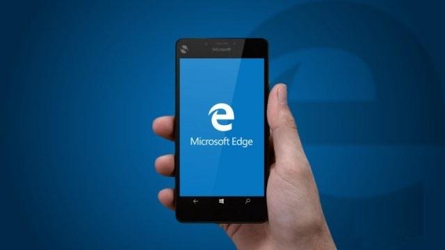 Microsoft Edge'nin Mobil Sürümü Eklenti Desteğine Kavuşuyor