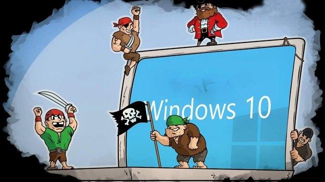 Dikkat, Microsoft Korsan Windows Kullanıcılarının Peşine Düştü