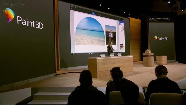Microsoft Paint Muhteşem Özelliklerle Paint3D Oldu