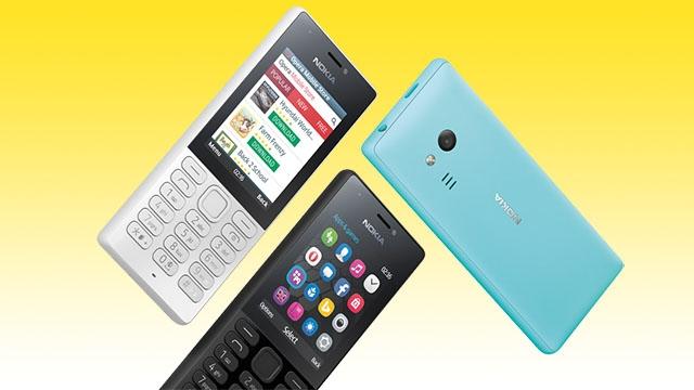 Microsoft Hala Nokia Üretmeye Devam Ediyor, İşte Nokia 216