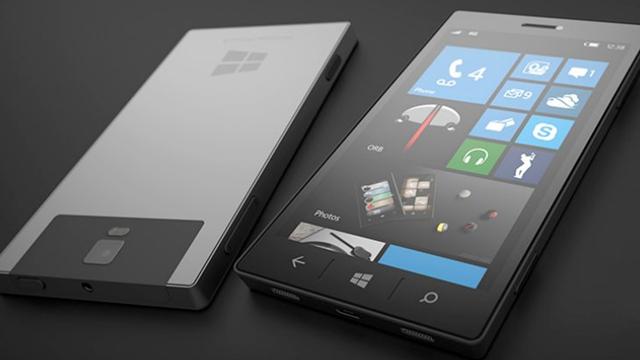 Microsoft'tan Amiral Gemilerini Korkutacak Bir Telefon Geliyor