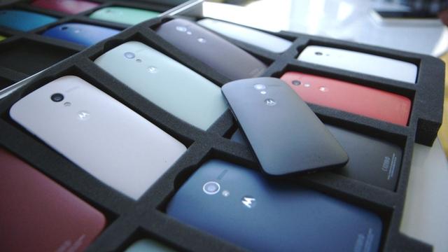 Motorola'nın Yeni Amiral Gemisi Moto X'in Görüntüleri Sızdırıldı