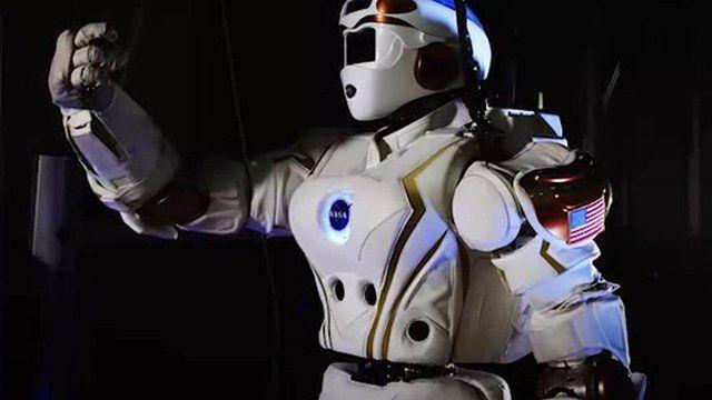 NASA 1 Milyon Dolar Ödüllü Robot Yarışması Başlattı