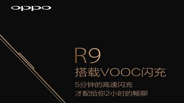 Oppo R9 Gümbür Gümbür Sahalara İniyor