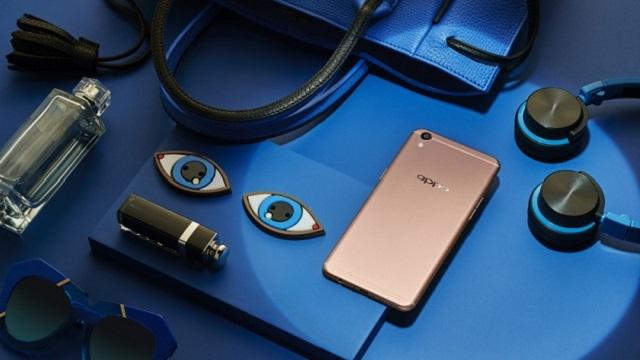 Oppo'nun Selfie Odaklı Yeni Telefonu F1 Plus Uluslararası Pazara Açılacak