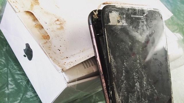 iPhone 7 Patladı Haberi İnternette Hızla Yayıldı