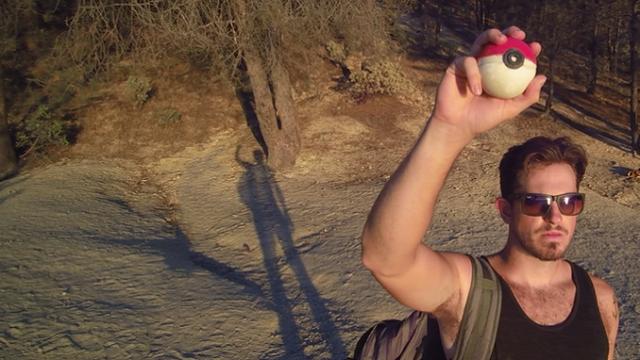 Pokemon Yakalarken Kullanılabilecek Gerçek Pokeball'lar Geliyor