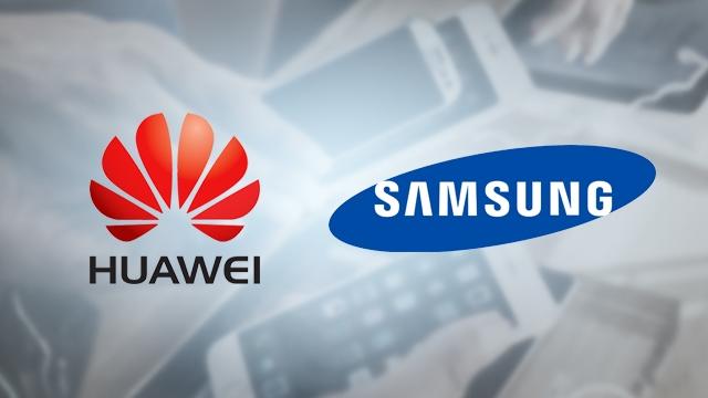 Samsung ve Huawei Arasında Savaş Başladı