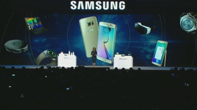 Samsung, Note 7'ye Rağmen Büyümeyi Sürdürüyor