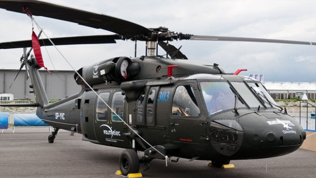 Sikorsky Helikopterleri Artık ASELSAN Desteğiyle Uçacak