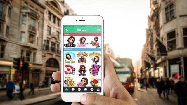 Snapchat Ünlü Avatar Oluşturma Servisinin Sahibi Bitstrips'i Satın Alıyor