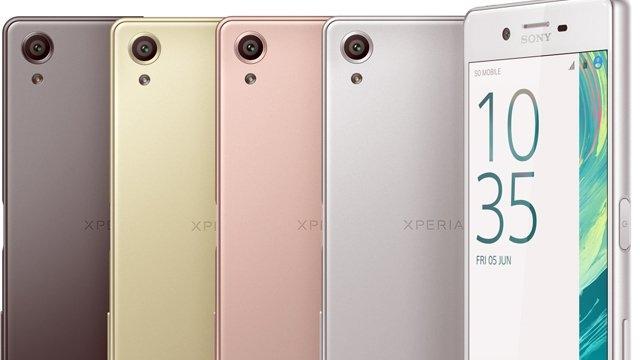 Sony Xperia X Ailesinin Fiyatları Belli Oldu