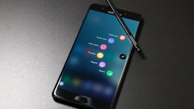 Türkiye'deki Galaxy Note 7 Sahipleri Bu Habere Dikkat!