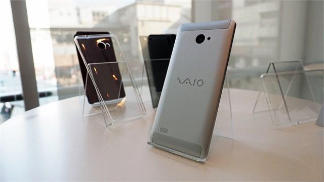 VAIO'nun Windows 10 Tabanlı Telefonu Görücüye Çıktı