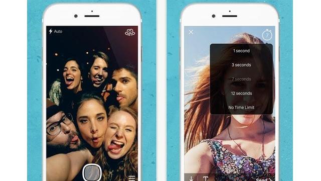 Viber'den Snapchat'e Rakip Uygulama: Viber Wink