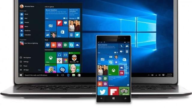 Windows 10 Yüklü Cihaz Sayısı 200 Milyonu Geçti