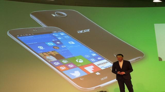Acer Jade Primo'ya Windows 10 Dopingi!