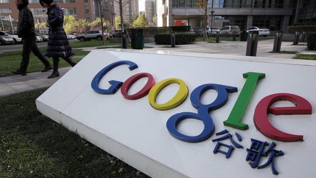 Google 5 Yıl Aradan Sonra Yeniden Çin'e Yöneldi
