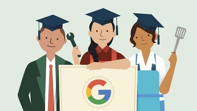 Google, Dijital Atölye İle Nasıl Sertifikalı Eğitim Veriyor?