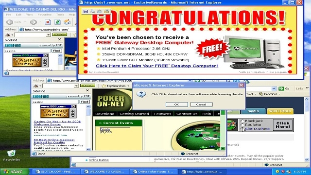 Hackerlar Artık Web Tarayıcımızın Üzerine Oynuyor!