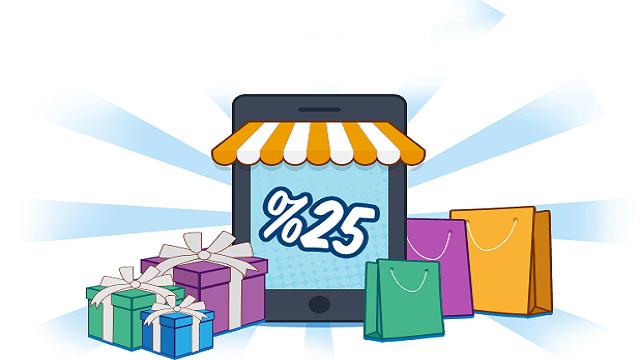 İnternet Alışverişlerinde Yüzde 25 Kar Etmenin Bir Yolu Var!