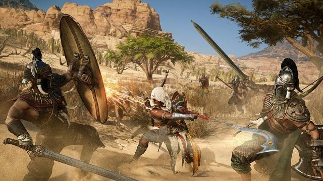 Assassin's Creed: Origins'in Yeni Videosu Yayınlandı