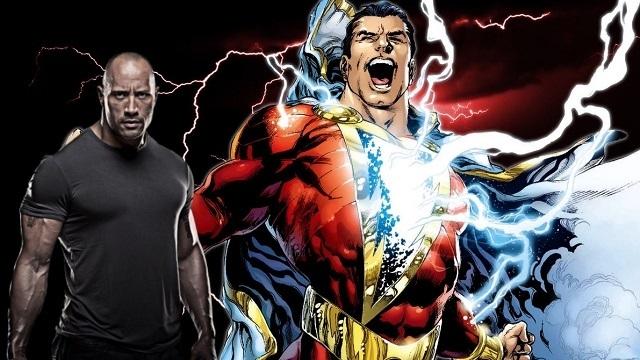 DC Karakteri Shazam, Beyaz Perdeye Uyarlanıyor