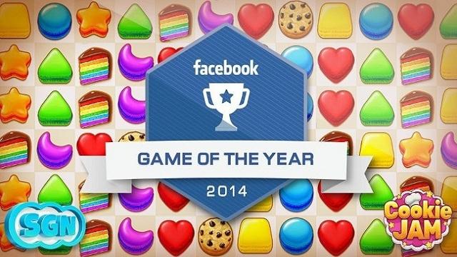 Facebook, 2014 Yılının En İyi Oyunlarını Seçti