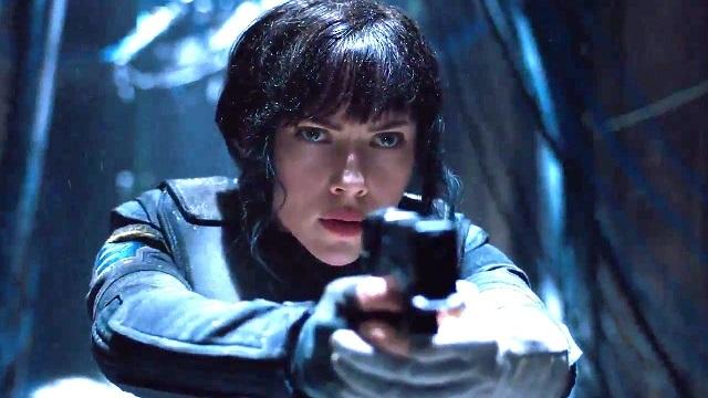 Scarlett Johansson'lu Ghost in The Shell'in İlk Fragmanı Nefes Kesiyor!