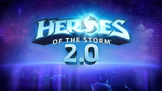 Heroes of the Storm 2.0 Güncellemesi Yayınlandı
