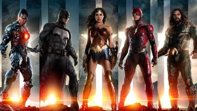 Justice League İçin Nefes Kesici Bir Fragman Paylaşıldı