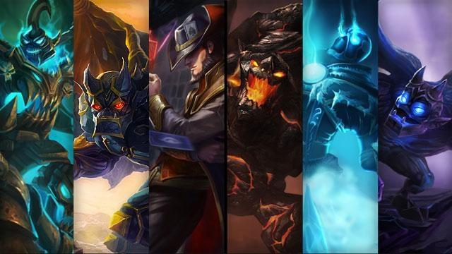 League of Legends - Şampiyon ve Kostüm İndirimleri (22 Nisan - 25 Nisan)