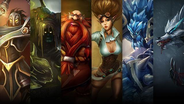 League of Legends - Şampiyon ve Kostüm İndirimleri (22 Temmuz - 25 Temmuz)