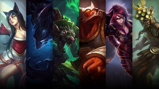 League of Legends - Şampiyon ve Kostüm İndirimleri (25 Temmuz - 28 Temmuz)