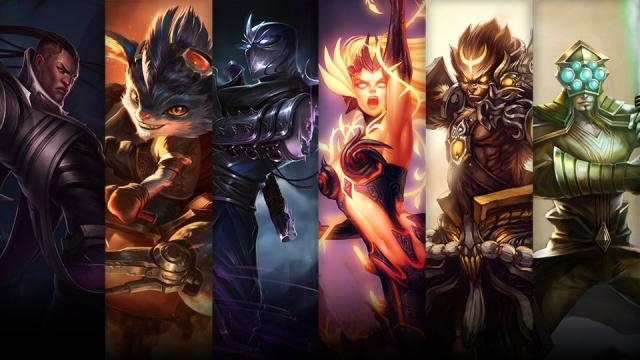 League of Legends - Şampiyon ve Kostüm İndirimi (12 Aralık - 15 Aralık)