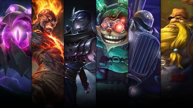 League of Legends - Şampiyon ve Kostüm İndirimi (29 Eylül - 2 Ekim)