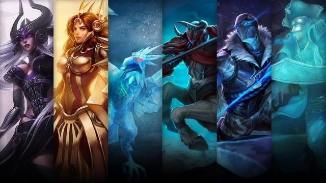 League of Legends - Şampiyon ve Kostüm İndirimi (14 Nisan - 17 Nisan)