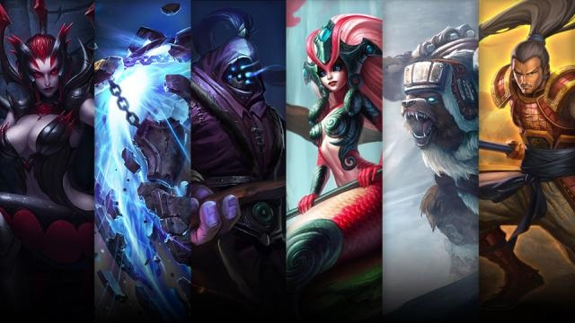 League of Legends - Şampiyon ve Kostüm İndirimi (16 Ocak - 19 Ocak)