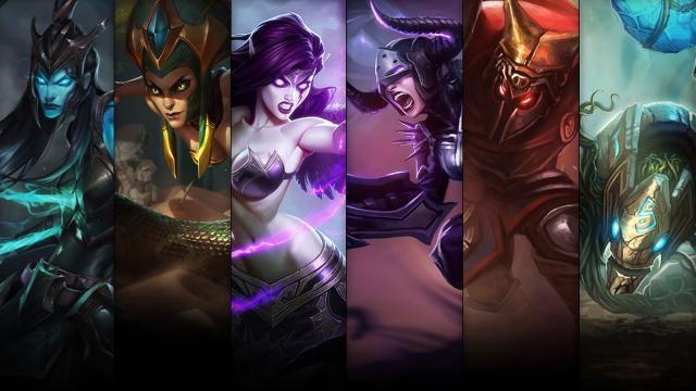 League of Legends - Şampiyon ve Kostüm İndirimi (2 Haziran - 5 Haziran)