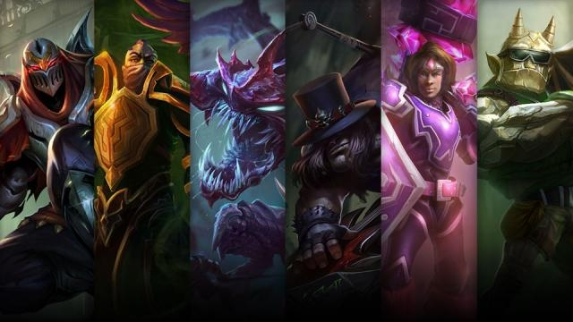 League of Legends - Şampiyon ve Kostüm İndirimi (9 Ocak - 12 Ocak)