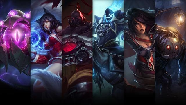 League of Legends - Şampiyon ve Kostüm İndirimi (6 Mart - 9 Mart)