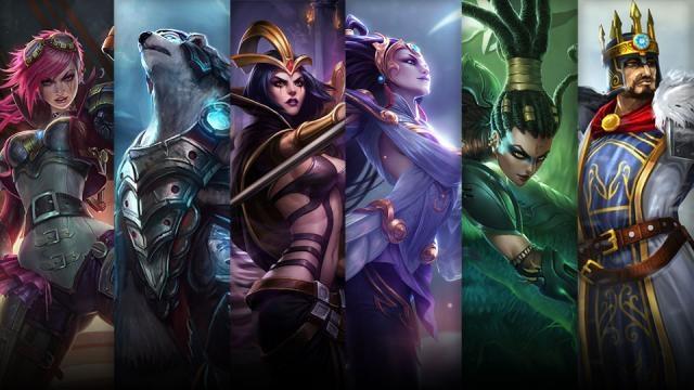 League of Legends - Şampiyon ve Kostüm İndirimi (24 Şubat - 27 Şubat)