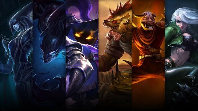 League of Legends - Şampiyon ve Kostüm İndirimi (20 Şubat - 23 Şubat)